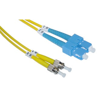 Offex Wholesale SC / ST Singlemode Duplex 9/125 Fiber Optic Cable