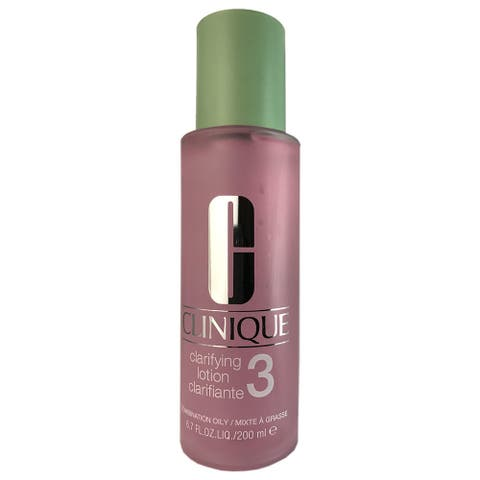 Clinique No. 3 Combination Oily Skin 6.7-ounce Clarifying Lotion