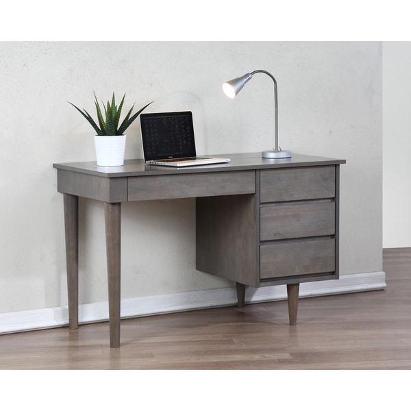 Vintage Desk Grey - Free Shipping Today - Overstock.com - 80005403