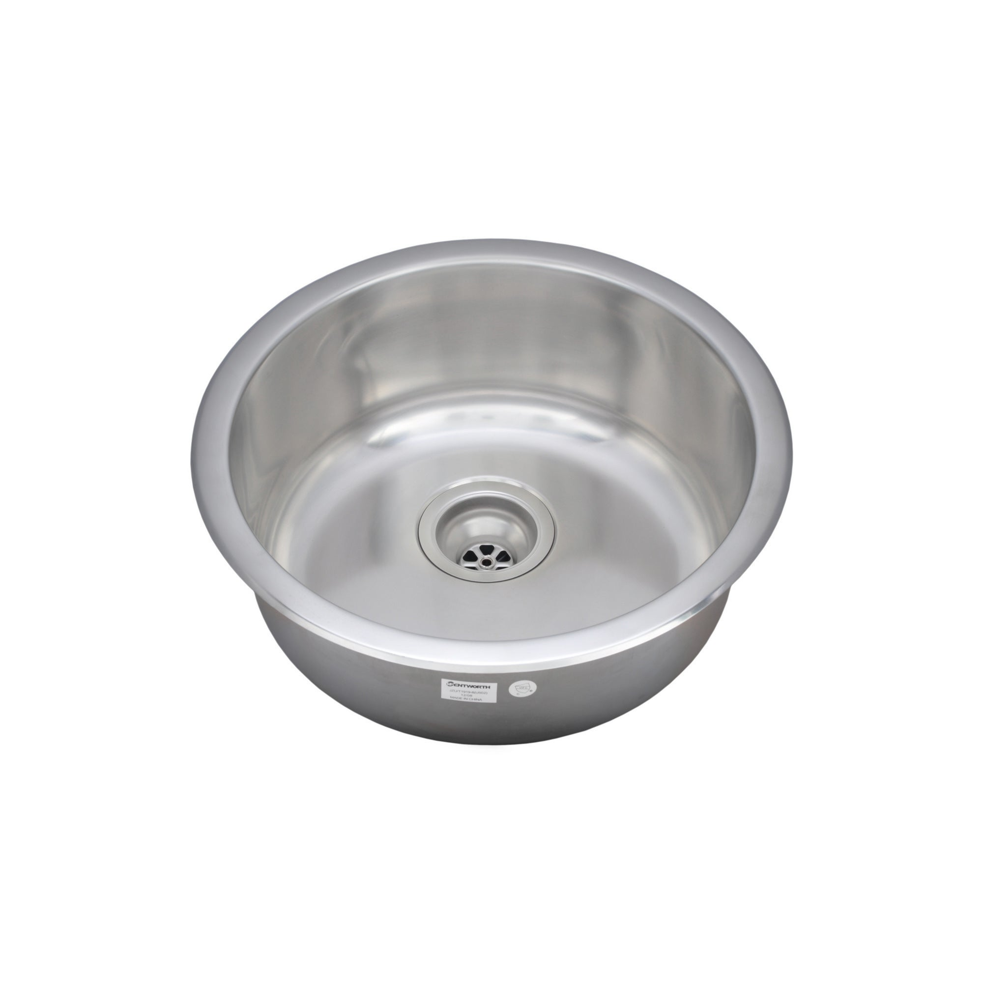 Wells 19-inch Undermount Single Bowl 18-gauge Stainless S...
