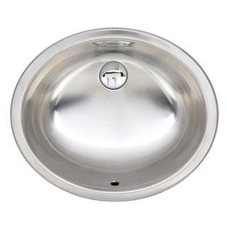 Wells Sinkware 20 Gauge Single Bowl Undermount Stainless Steel Kitchen/ Bar Sink
