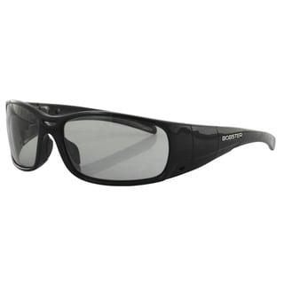 Bobster Black Frame Gunner Convertible Wrap Sunglasses