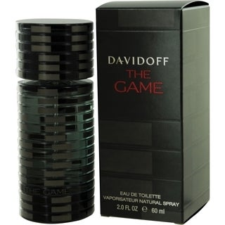 Davidoff The Game Men's 2-ounce Eau de toilette Spray