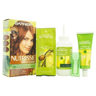 Garnier Nutrisse B2 Reddish Brown Hair Color
