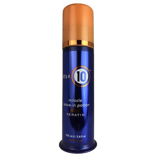 It's a 10 Miracle Leave-In Potion Plus Keratin 3.4-ounce Smoother