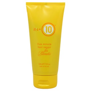 It's A 10 Five Minute Hair Repair For Blondes 5-ounce Treatment
