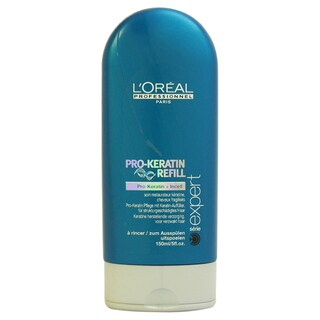 L'Oreal Professional Serie Expert Pro-Keratin Refill Correcting Care 5-ounce Conditioner
