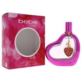 Bebe Love Women's 3.4-ounce Eau de Parfum Spray
