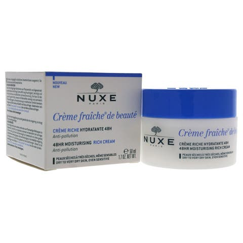 Nuxe Creme Fraiche de Beaute24-hour Soothing and Moisturizing Cream