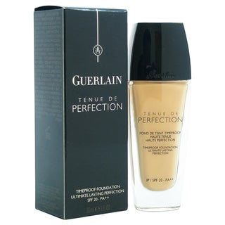 Guerlain Tenue De Perfection Timeproof # 13 Rose Naturel Foundation SPF 20
