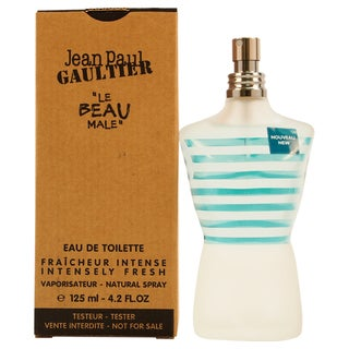 Le Beau Male by Jean Paul Gaultier for Men - 4.2 oz EDT Spray (Tester)