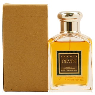 Aramis Devin Men's 3.4-ounce Eau de Cologne Spray (Tester)