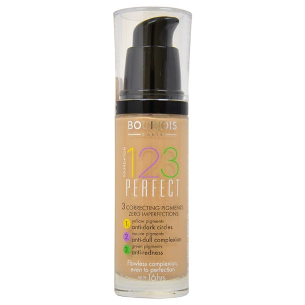 Bourjois Fond De Teint 123 Perfect # 54 Beige Foundation