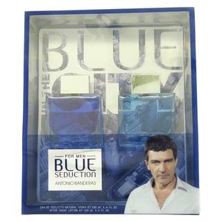 Antonio Banderas Blue Seduction Men's 2-piece Gift Set