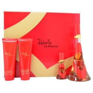 Rihanna Rebelle Women's 4-piece Gift Set