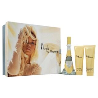 Rihanna Nude Women's 4-piece Gift Set