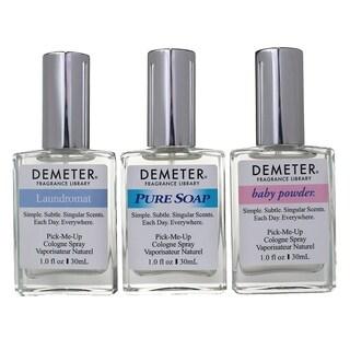 Demeter Fresh & Clean Collection Women's 3-piece Gift Set