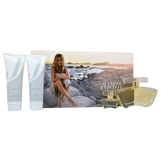 Jennifer Aniston Women's 4-piece Gift Set