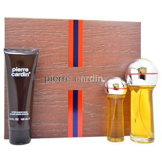 Pierre Cardin for Men 3-piece Gift Set