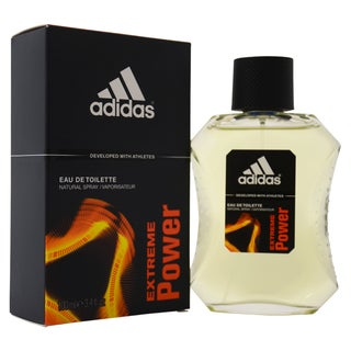 Adidas Extreme Power Men's 3.4-ounce Eau de Toilette Spray