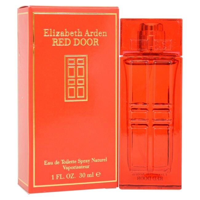 Elizabeth Arden Red Door Women's 1-ounce Eau de Toilette ...