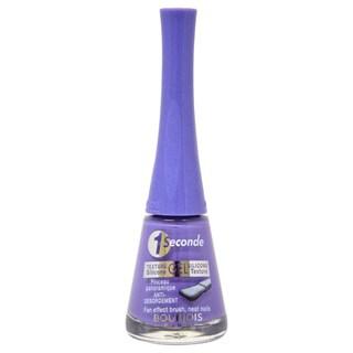 Bourjois 1 Seconde# 09 Lavande Esquisse Nail Polish