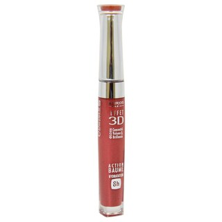Bourjois 03 Brun Rose Academic 3D Effet Lip Gloss