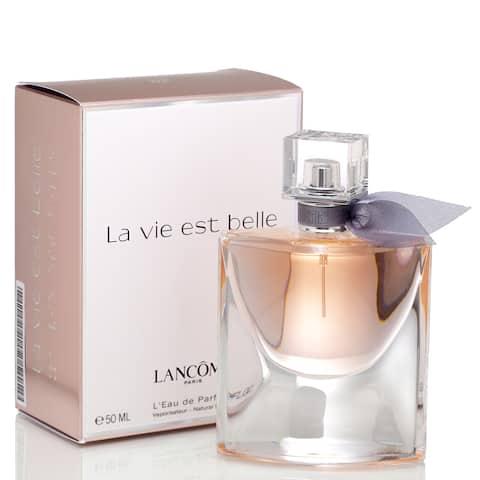 Lancome La Vie Est Belle Women's 1.7-ounce L'eau de Parfum Spray