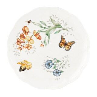 Lenox Butterfly Meadow Monarch Dinner Plate