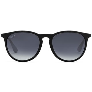 3b1b272a53 Ray-Ban Erika Classic RB 4171 Women s Black Frame Grey Gradient Lens  Sunglasses