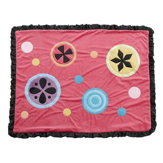 Magical Michayla Medium Quilt in Pink