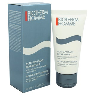 Biotherm Homme Active Shave 1.69-ounce After Shave Repair for Sensitive Skin