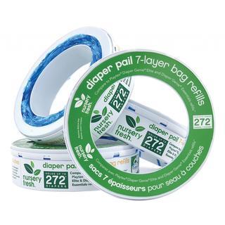 Munchkin Nursery Fresh Diaper Pail Refill (3 Pack)