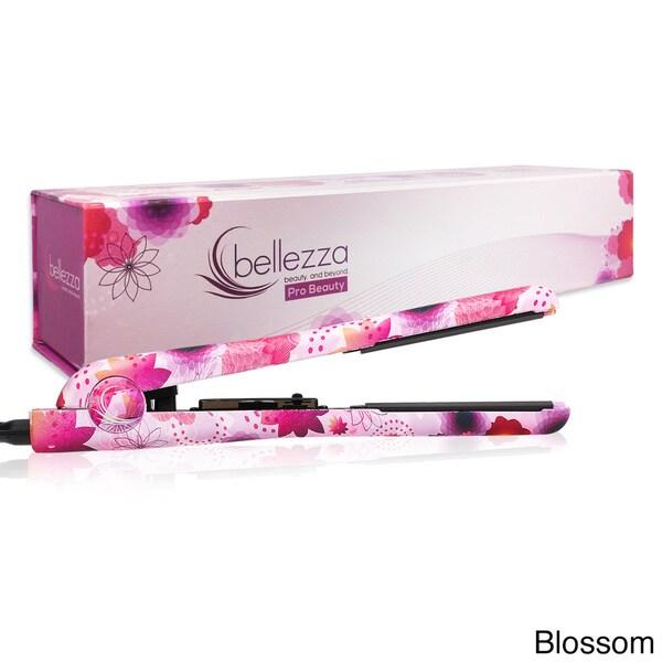 Bellezza Pro Beauty Ceramic 1.25-inch Flat Iron