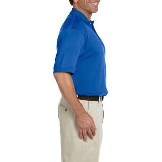Men's Solid Perfect Pima Interlock Polo
