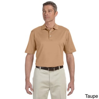 Men's Executive Club Short Sleeve Polo