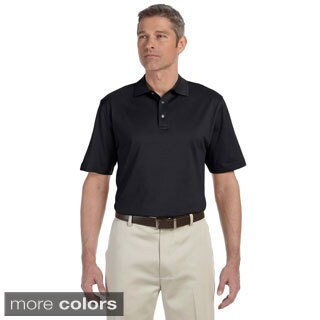 Men's Executive Club Short Sleeve Polo (More options available)