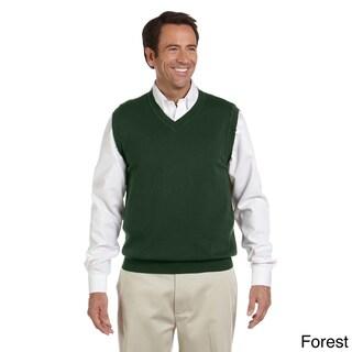 Men's Lightweight Cotton V-neck Vest (More options available)
