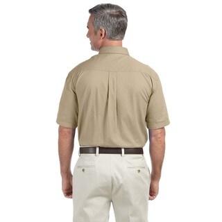 Men's Short Sleeve Titan Twill Shirt