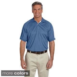 Men's Dri-Fast Advantage Colorblock Mesh Polo Shirt