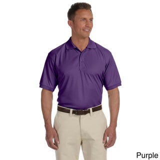 Men's Dri-Fast Advantage Solid Mesh Polo Shirt