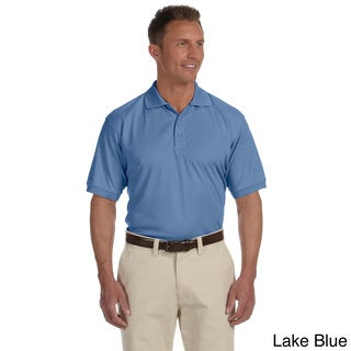 Men's Dri-Fast Advantage Solid Mesh Polo Shirt (More options available)