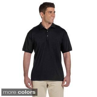 Gildan Men's Ultra Cotton Jersey Polo Shirt|https://ak1.ostkcdn.com/images/products/9007921/Gildan-Mens-Ultra-Cotton-Jersey-Polo-Shirt-P16210895.jpg?impolicy=medium