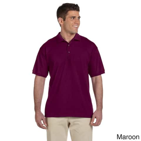 Gildan Men's Ultra Cotton Jersey Polo Shirt