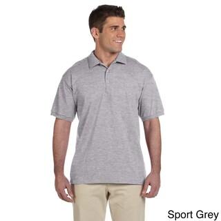 Gildan Men's Ultra Cotton Jersey Polo Shirt (More options available)