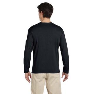 Men's Softstyle Cotton Long Sleeve T-shirt