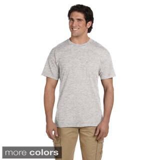Men's Dry Blend Pocket T-shirt