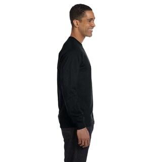 Men's Dry Blend Long Sleeve T-shirt