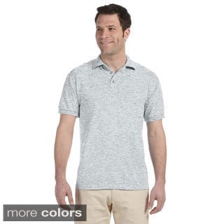 Men's Heavyweight Blend Jersey Polo Shirt
