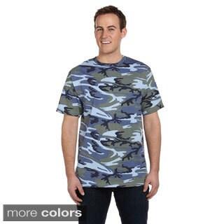 Men's Adult Camouflage T-shirt